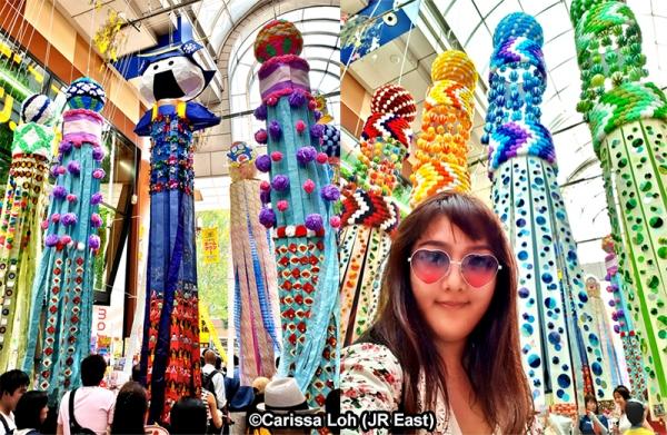 The most magical Star Festival: Sendai Tanabata Festival