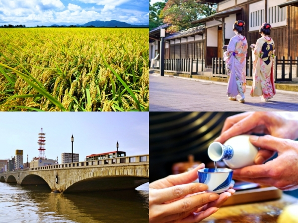 Savour the flavours and explore the culture of Niigata City