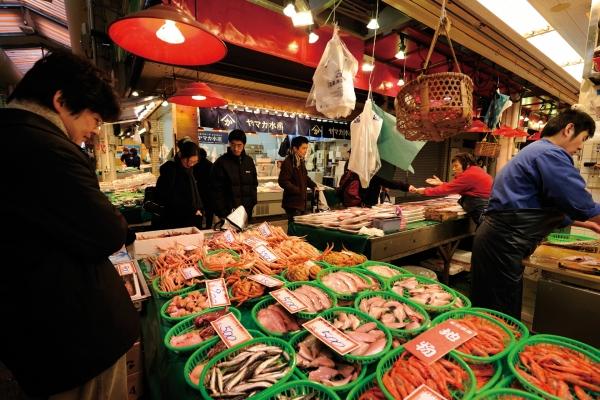 Flavours of Ishikawa: The food and sake heaven