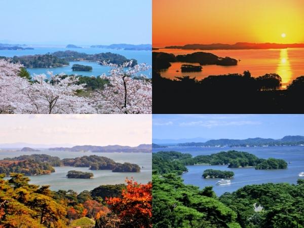 Tham khảo 6 cách để thưởng ngoạn vịnh Matsushima