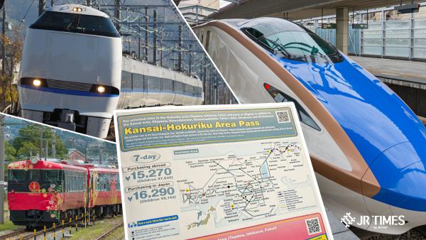 Beyond the brochure: Kansai-Hokuriku Area Pass