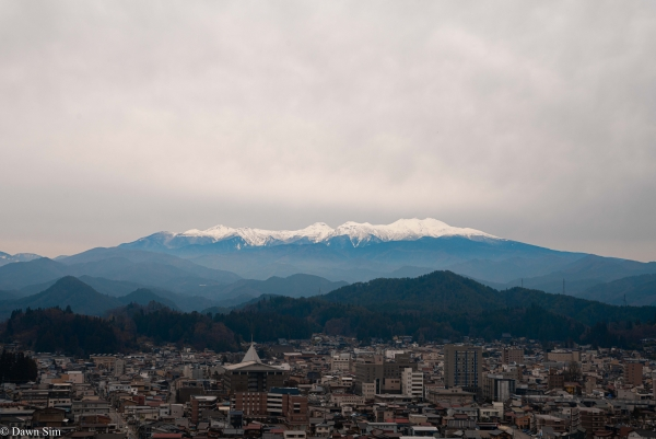 Discovering the heart of the Northern Japanese Alps