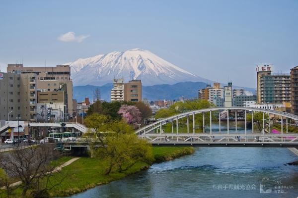 Từ Morioka, tham quan thả ga Tohoku