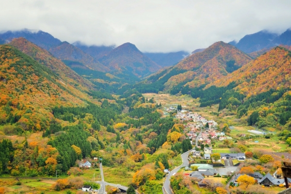 Hunting for autumn foliage amongst Yamagata's spectacular nature and culture