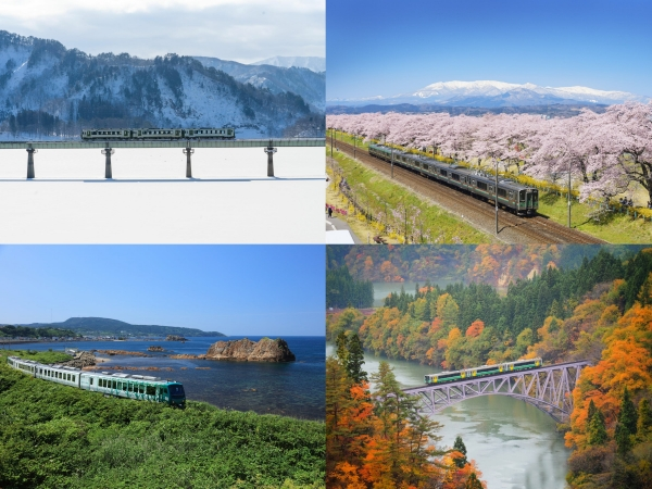 The charms of rail travel, and why everyone should go for one