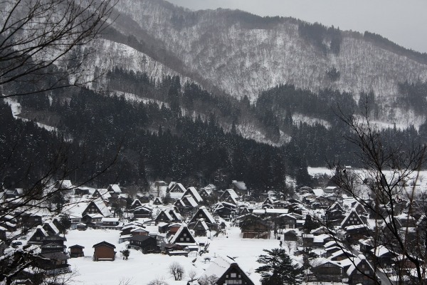 Let's go, Shirakawa-go: The local trades you never knew about