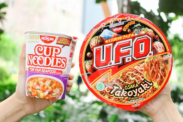 Tom Yam Fried Rice with NISSIN Cup Noodles?! DIY Recipes