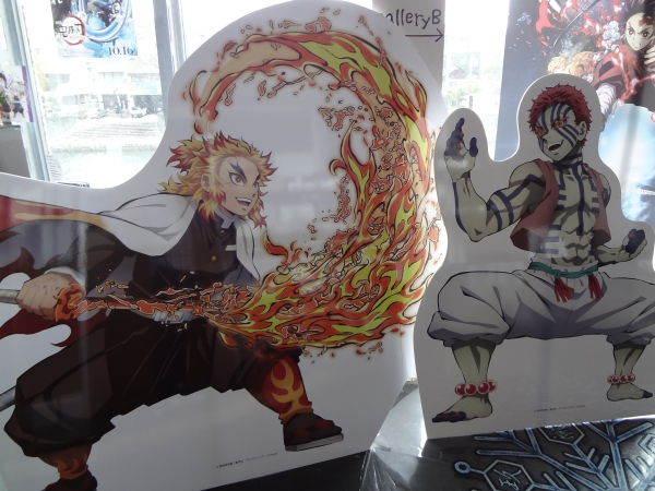 A delightful lunch at the Demon Slayer-themed cafe in Tokushima