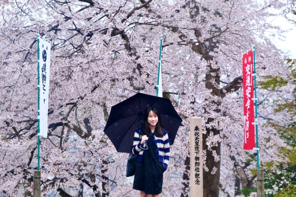 A delightful spring trip to Southern Tohoku (Part 2)
