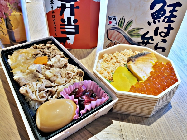 Ekiben – Thấy là thèm: Cơm hộp ăn trưa ở ga tàu của Nhật Bản