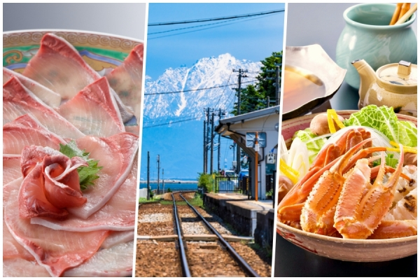 Treasures of Toyama Part 1: Fantastic fish and blessings from the bay