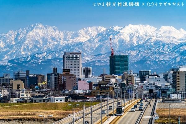 Tokimeki in Kitokito Toyama: The sights of Toyama