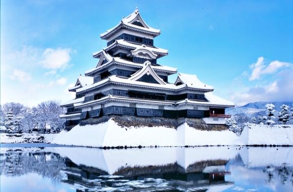 12 tòa thành kỳ vĩ và thú vị của Nhật Bản