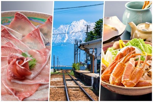 Những báu vật của Toyama - Phần 1: Các loại cá tuyệt hảo và ph...