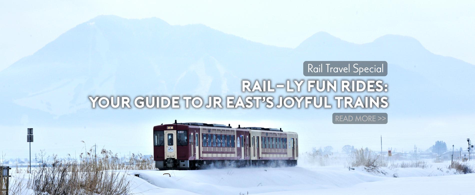 Rail Travel - Joyful Trains